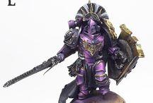 Cian / War hammer