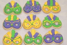 """Mardi Gras Merriment / What can I say?  My """"people"""" come from LA!"""