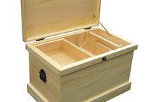Show box ideas / Show boxes