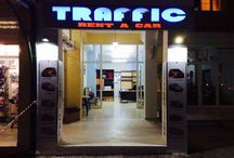 CorfuTraffic Office / CorfuTraffic Car Agency where you can rent a car in Acharavi.