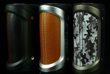 Box mod / Nos meilleurs box de cigarettes électroniques.