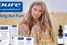 Pure Encapsulations products offered by Nutritional Institute