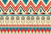 Patterns y texturas