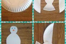 papír tányér