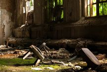 Abandoned Places / will make you think deeply