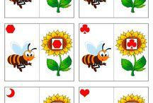 méhek, rovarak