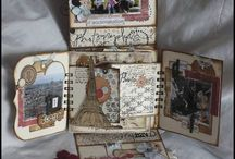 Scrapbook : Mini Albums