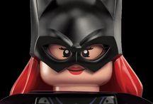lego Bat girl