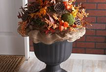 Fall Decor / by Heidi Marlowe