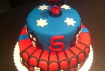 Spiderman Cake,  Party