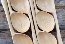 Wood / Hölzern / Trä