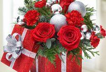 Рождественскиецветы