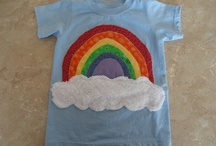 Rainbow 2nd Birthday / by Angie D