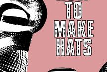 how to make hats