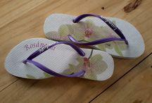 Personalizações femininas / Presenteie, faça uma homenagem ou simplesmente escolha uma sandália que é a sua cara!