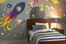 Elias' room