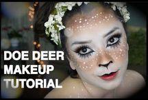 Tutoriels De Maquillage D'halloween