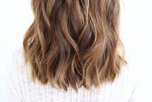 Mica włosy