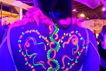 Fluor / Fluor Make up Party and wedding