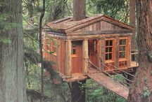 Treehouse and cabinlove