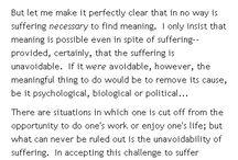 The work of Viktor Frankl