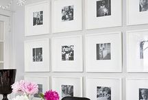 Home - Walls & Gallery Walls / by Laura F