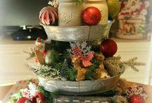 CHRISTMAS: Table Decor