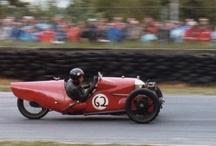 Morgan 3 wheeler - Trials and racing