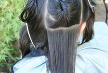 Gracie's hair