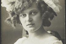 Women of art |Emmy Hennings / 1885 - 1948