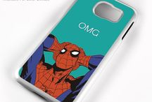Superhero Phone Case