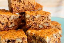 Brownies and Bars / Brownies, squares, bars - sweet recipes!  Lots of gluten-free, sugar-free