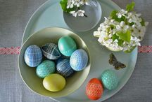 Springtime / Ideas for spring and easter decorating.