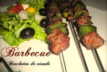 Grillade/barbecue
