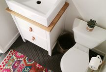 Powder Room / wee powder room