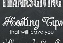 It's Thanksgiving!!