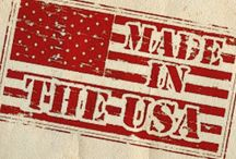 USA-Made Giveaways / There are lots of reasons why people opt to buy products that were made in the USA over ones manufactured internationally; some purchase items that were made domestically just to show their patriotism, while others do it out of safety concerns.