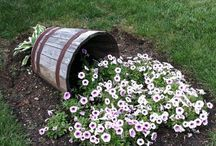 Wiosenny ogród / inspiracje wiosennego ogrodu