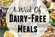 Dairy Free / Healthy recipes that are free of dairy