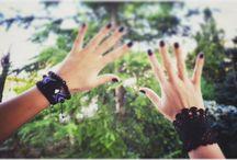Miss Black / Black Mishane Bracelets