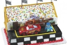 cars cakes / by andrea m