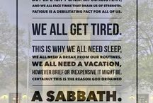 Sabbath / Day of the Lord