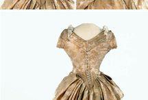 Periode Kjoler 1883-1889
