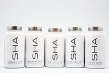 SHA Food Supplements / At SHA we have come up with a range of SHA Food Supplements and vitamins to make up for the deficiency in vital nutrients that are required to attain an optimum state of wellbeing and vitality. / by SHA Wellness Clinic