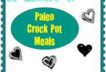 slow cooker meals / by Penny Janak