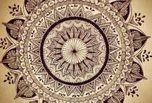 Mandalas and Pretty things