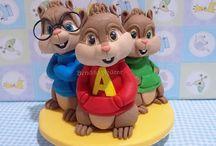 Alvin chipmunk