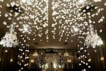 Hanging Decor / by Aisle Perfect - Wedding Blog