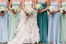 Inspiration { Bridesmaids }