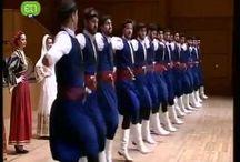 Greek dances-Ελληνικοί χοροι
